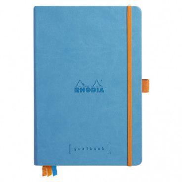 Rhodia Goalbook couverture rigide / Turquoise