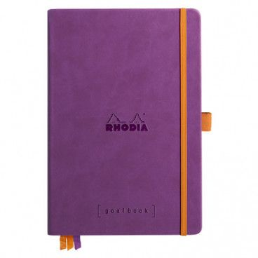 Rhodia Goalbook couverture rigide / Violet