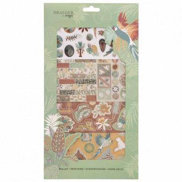 Safari / Kit stickers pour Bullet Journal®