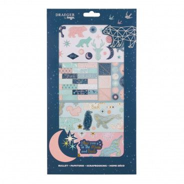 Constellations / Kit stickers pour Bullet Journal®