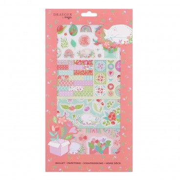 Bonheur acidulé / Kit stickers pour Bullet Journal®