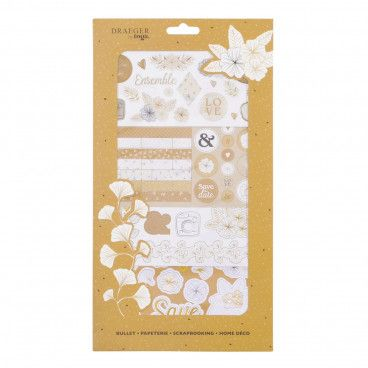 Mariage - Amour / Kit stickers pour Bullet Journal®