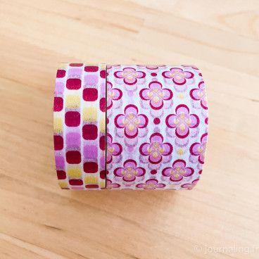 Washi Tape 10 mètres. Collection Rétro Pop Candy