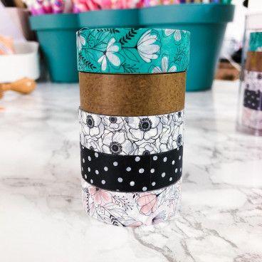 masking tape good vibes