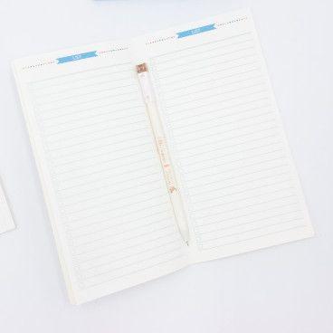 Carnet recharge pour Midori: faire des listes