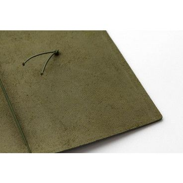 olive-travelersnotebook-cuir