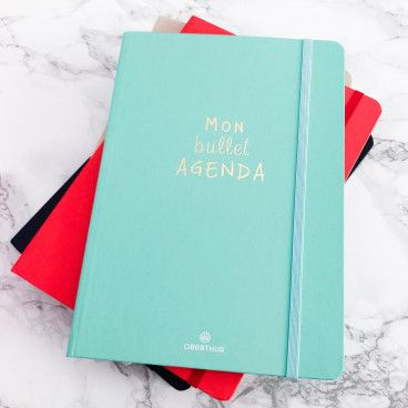 agenda bullet journal