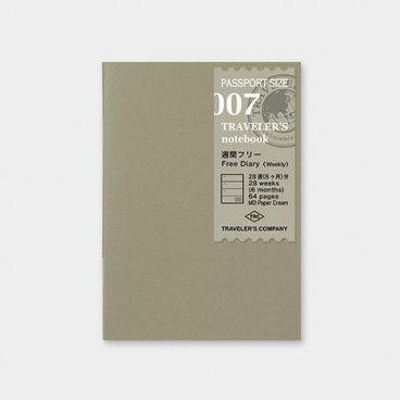 Traveler's Notebook 007 midori