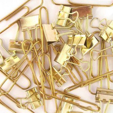 set trombones clips or