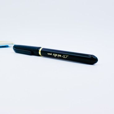 Stylo Feutre Uni Ball Sign Pen Noir