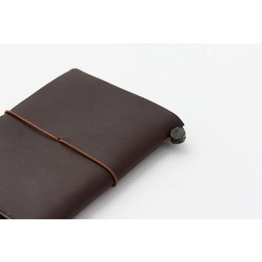 Carnet TRAVELER´S Notebook cuir marron