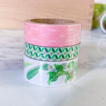 masking tape végétal oh my green